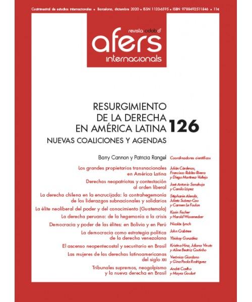 Revista Cidob d'Afers Internacionals Nº 126