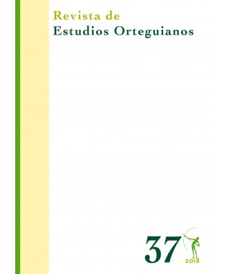 Revista de Estudios Orteguianos Nº 37