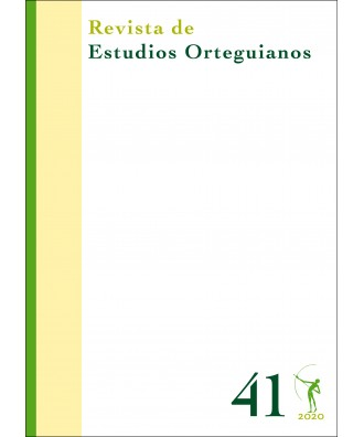 Revista de Estudios Orteguianos Nº 41