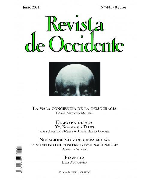Revista de Occidente Nº 481