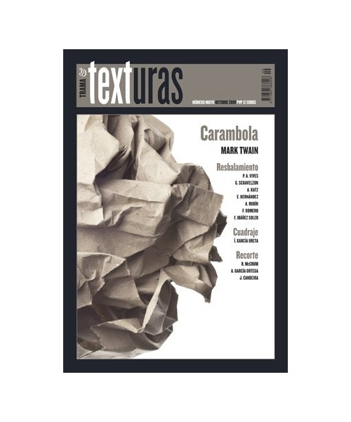 Trama & TEXTURAS Nº 9