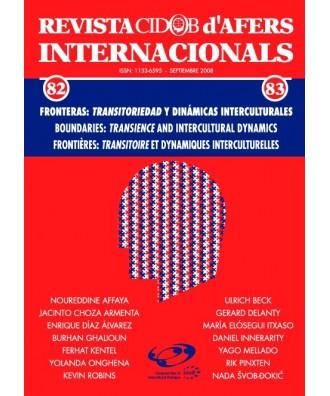 Revista Cidob d'Afers Internacionals Nº 82-83