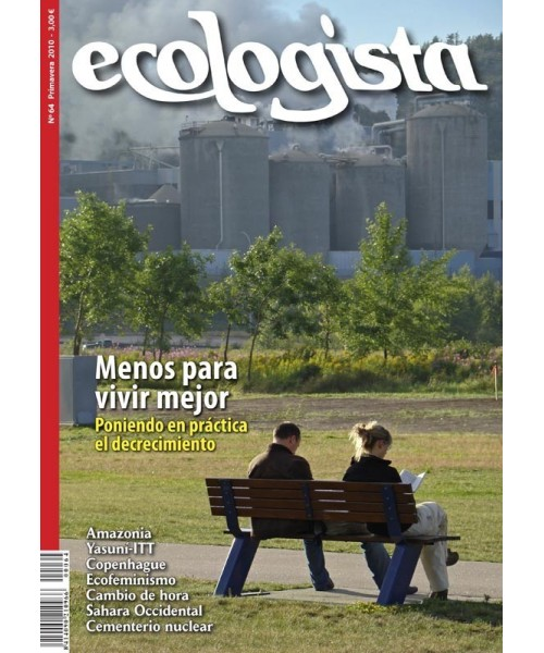 El ecologista Nº 64