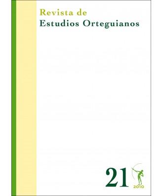 Revista de Estudios Orteguianos Nº 21