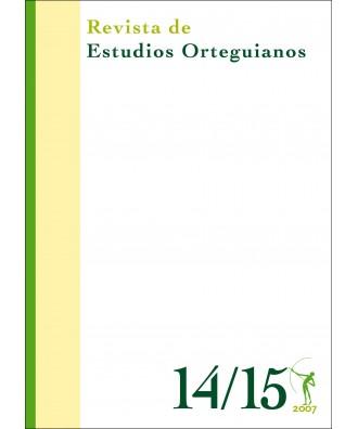 Revista de Estudios Orteguianos Nº 14-15