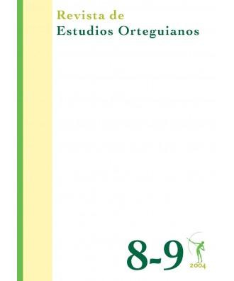 Revista de Estudios Orteguianos Nº 8-9