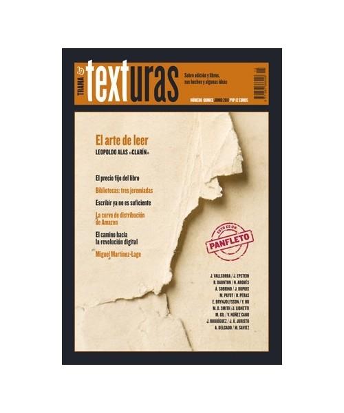 Trama & TEXTURAS Nº 15