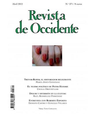 Revista de Occidente Nº 371