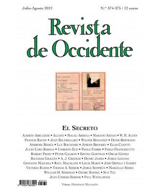 Revista de Occidente Nº 374-375