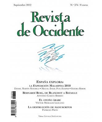 Revista de Occidente Nº 376