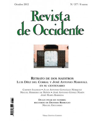 Revista de Occidente Nº 377