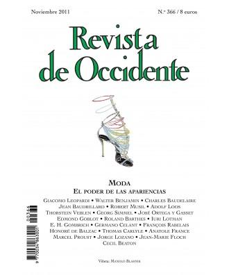 Revista de Occidente Nº 366