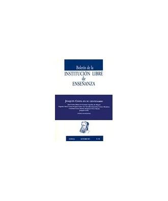 Boletín de la Institución Libre de Enseñanza Nº 82