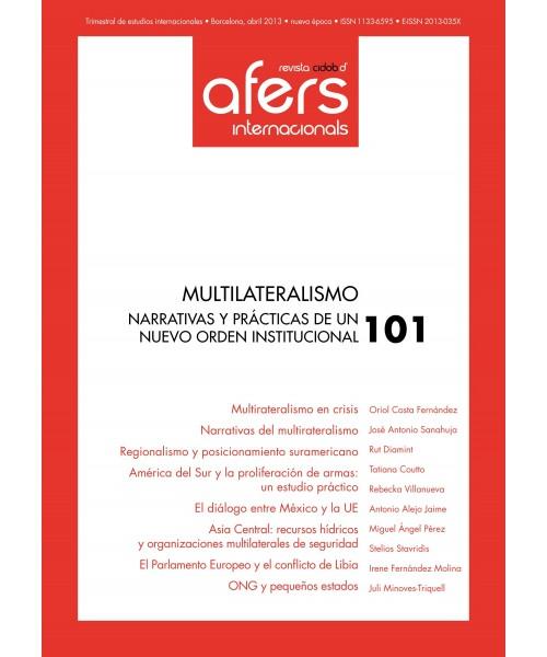 Revista Cidob d'Afers Internacionals Nº 101