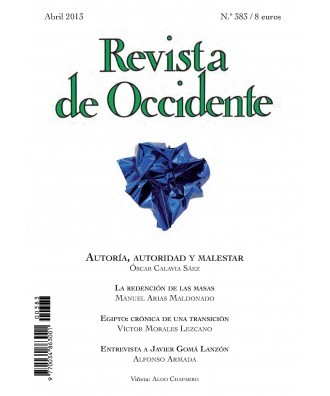 Revista de Occidente Nº 383