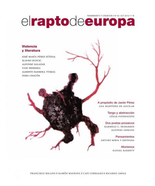 El Rapto de Europa Nº 20