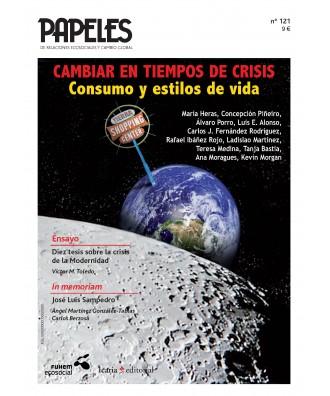 Papeles de Relaciones Ecosociales y Cambio Global Nº 121