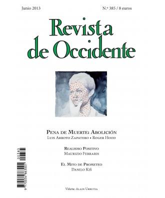 Revista de Occidente Nº 385