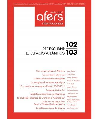 Revista Cidob d'Afers Internacionals Nº 102-103