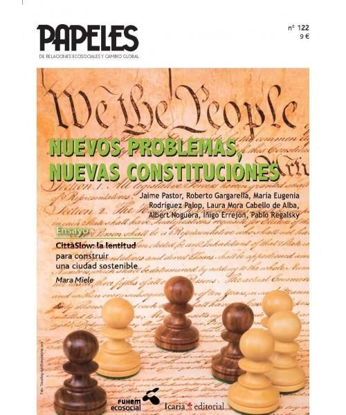 Papeles de Relaciones Ecosociales y Cambio Global Nº 122