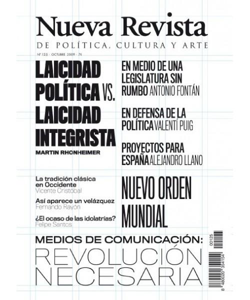 Nueva Revista Nª 125
