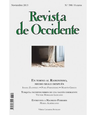 Revista  de Occidente Nº 390