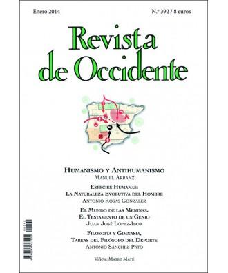 Revista de Occidente Nº 392