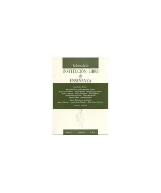 Boletín de la Institución Libre de Enseñanza Nº 89-90
