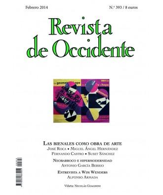 Revista de Occidente Nº 393