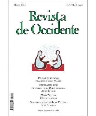 Revista de Occidente Nº 394