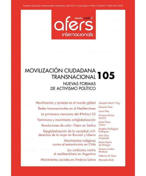 Revista Cidob d'Afers Internacionals Nº 105