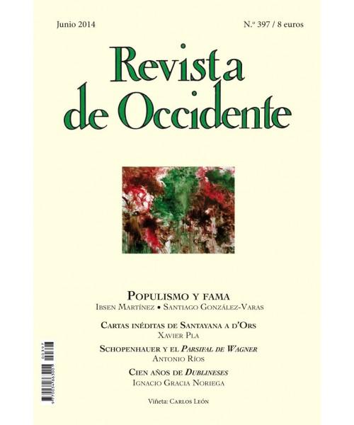 Revista de Occidente Nº 3797