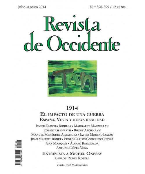 Revista de Occidente Nº 398-399