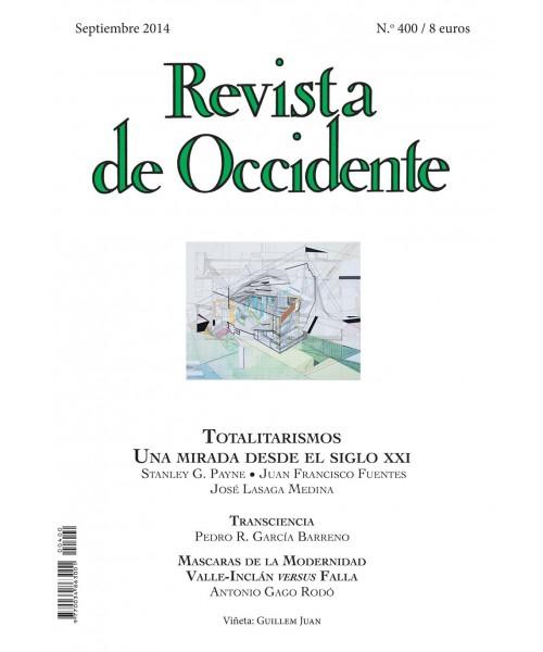 Revista de Occidente Nº 400