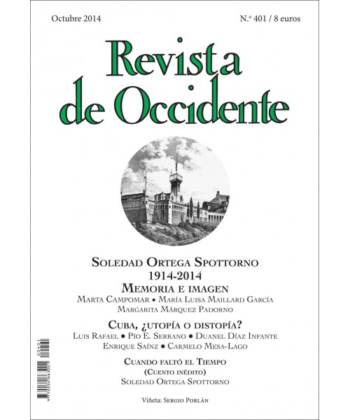 Revista de Occidente Nº 401