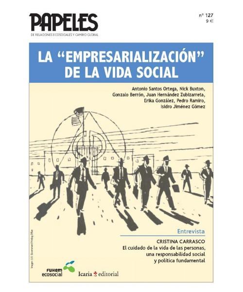 Papeles de Relaciones Ecosociales y Cambio Global Nº 127