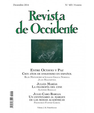 Revista de Occidente Nº 403