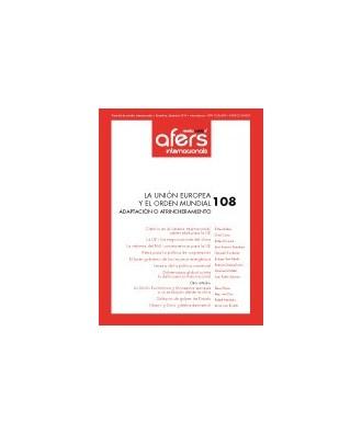 Revista Cibod D'Afers Internacionals Nº 108