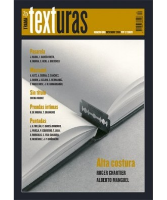 Trama & TEXTURAS Nº 1