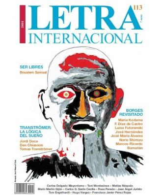 Letra Internacional Nº 113