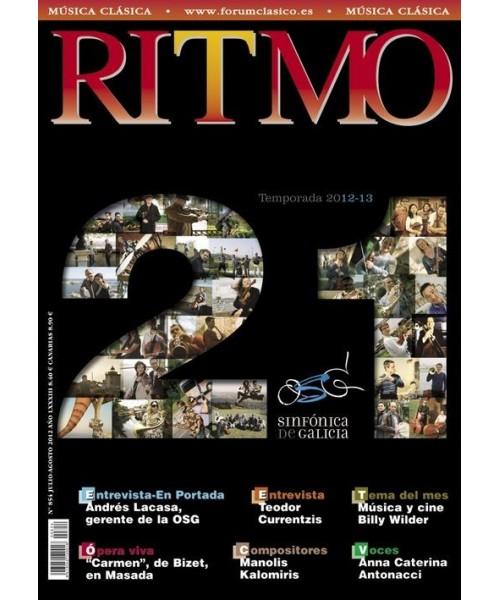 Ritmo Nº854