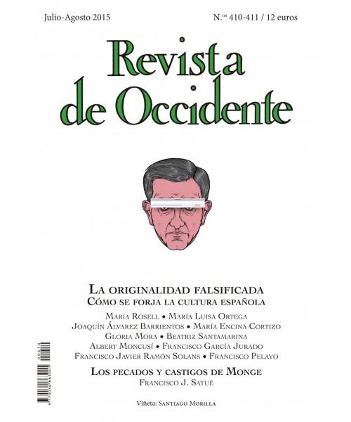 Revista de Occidente Nº 410-411