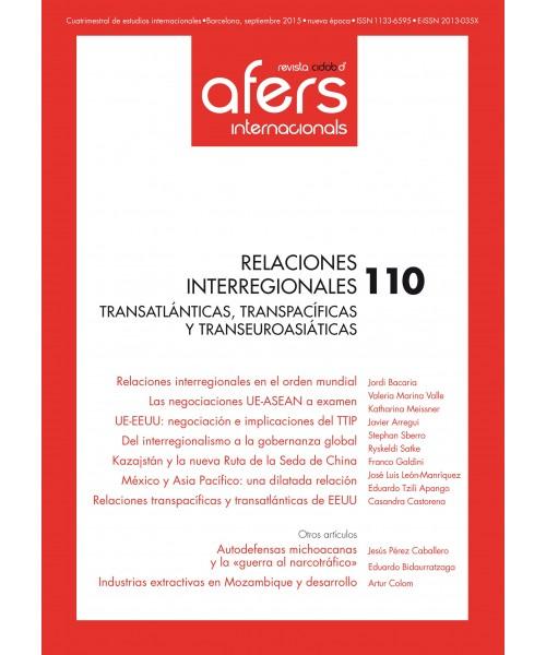 Revista Cidob d'Afers Internacionals Nº 110