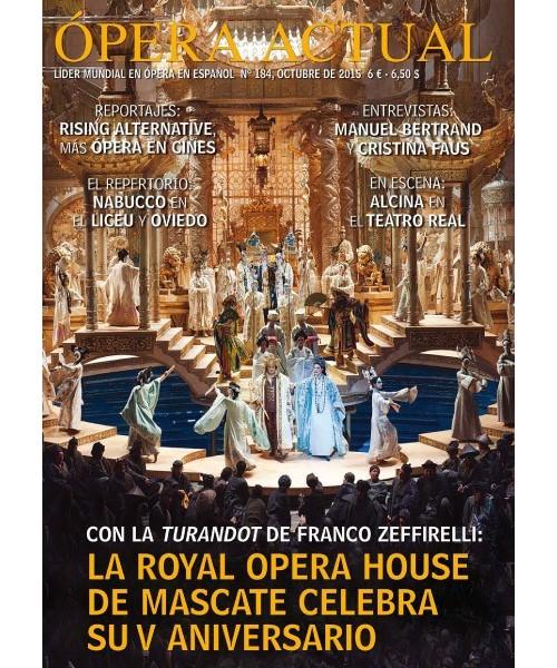 Ópera Actual Nº 184