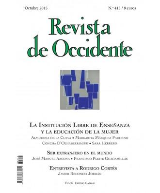 Revista de Occidente Nº 413