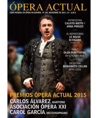 Ópera Actual Nº 185