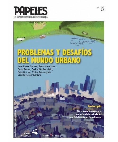 Papeles de Relaciones Ecosociales y Cambio Global Nº 130