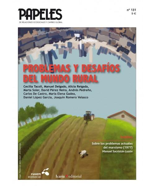 Papeles de Relaciones Ecosociales y Cambio Global Nº 131