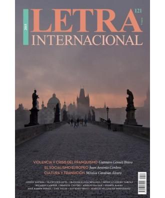 Letra Internacional Nº 121