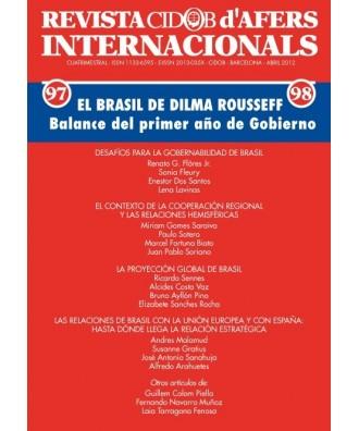 Revista Cidob d'Afers Internacionals Nº 97-98